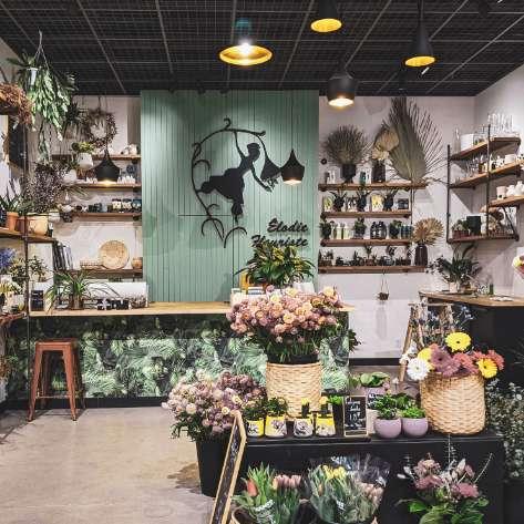 décoration fleuriste