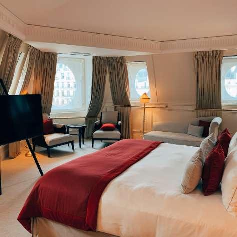 décoration hotel